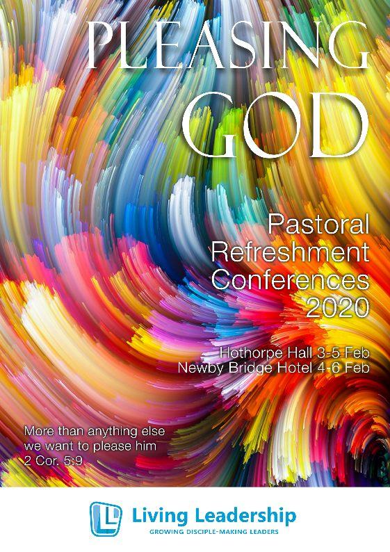 Pastoral Refreshment 2019 — Living Leadership
