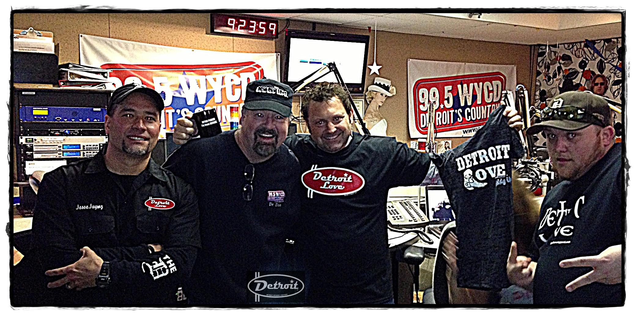 Dr. Don Radio Show, Steve Grunwald, Jason 300 -99.5 WYCD