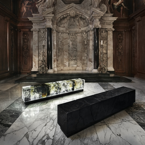 VIDEO / Counterpart Benches for Chatsworth