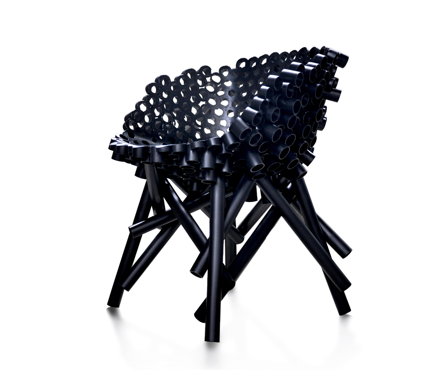 Meltdown Chair: PP Tube 2