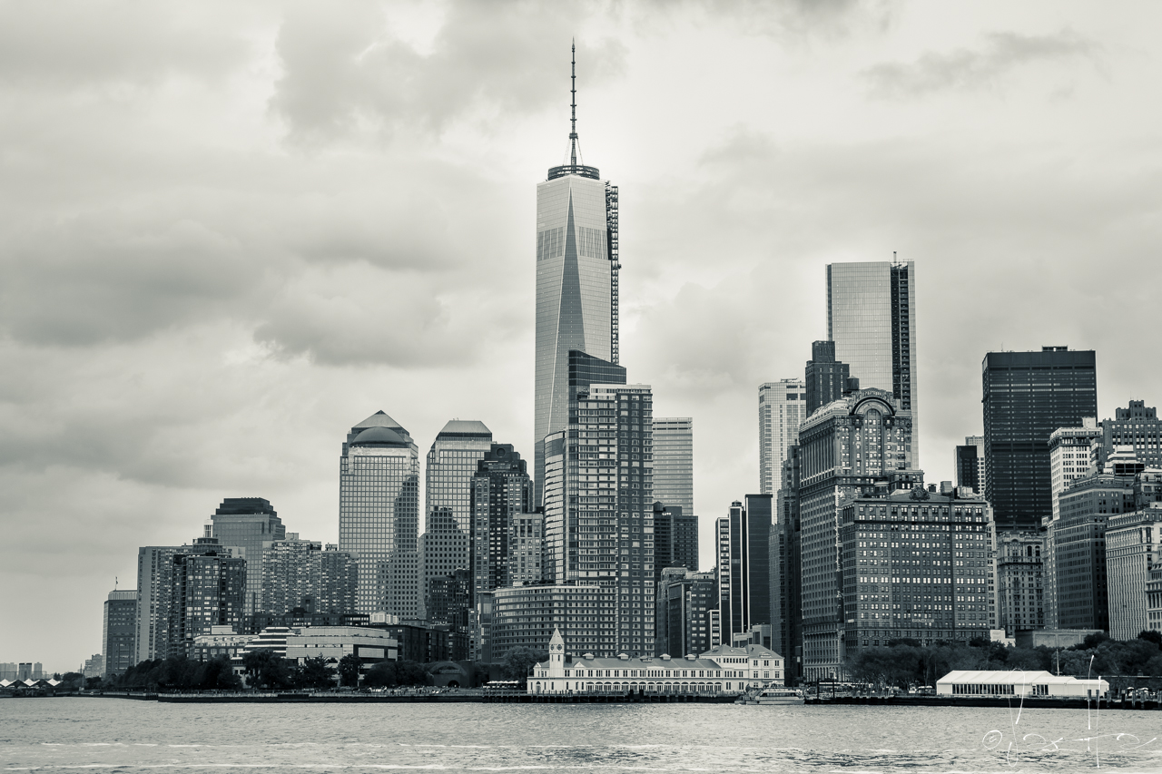 Ny Skyline