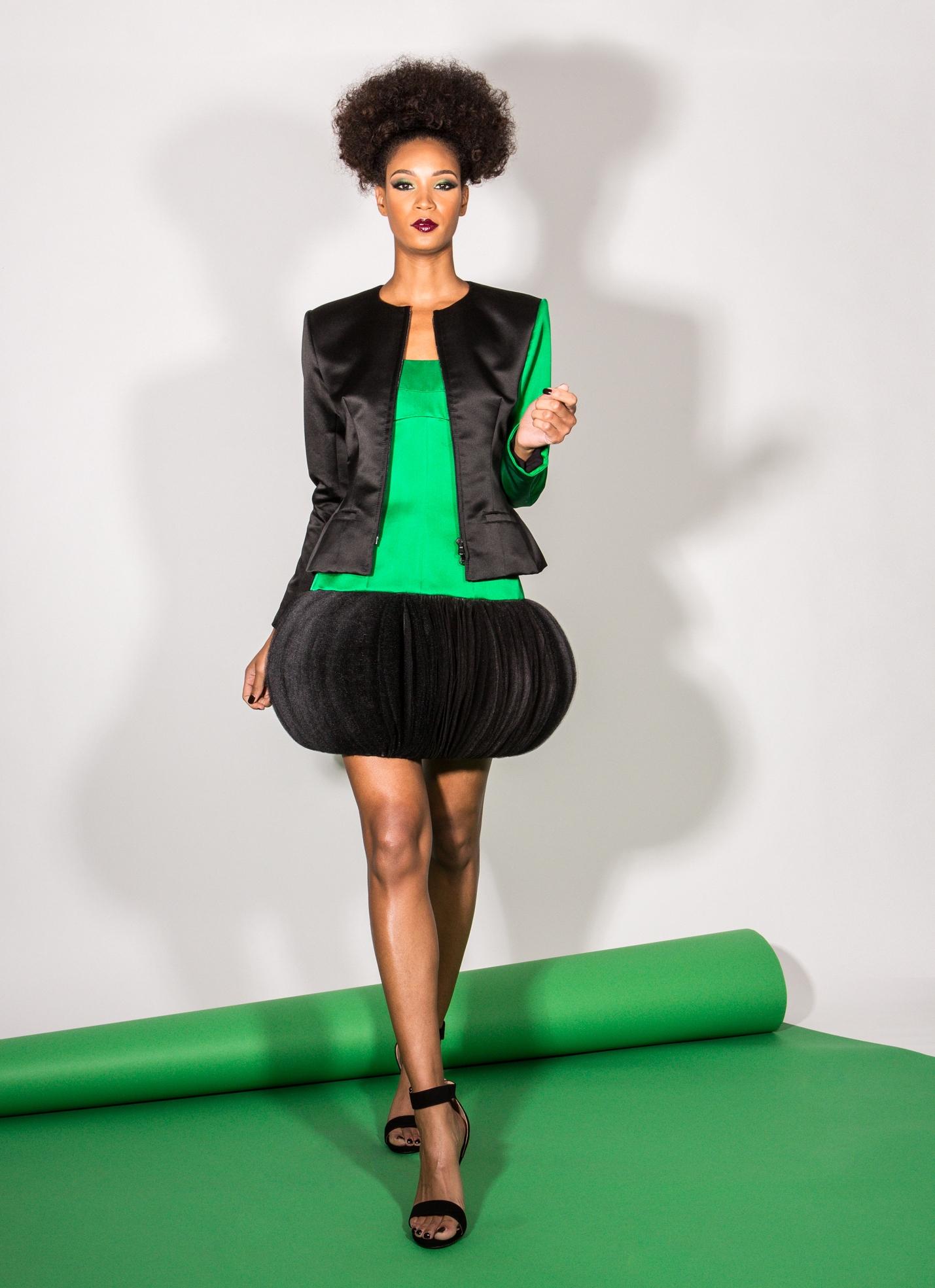 Simone Jacket & Kerry Dress