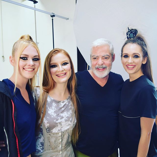 It was great working with these beautiful women on our FW19 shoot. Hope you've enjoyed the behind the scenes peek! Stay tuned for the official launch of the collection 9/1! . . . . #paulcarroll #paulcarrollny #pcny #madeinnyc #fashiondesigner #photoshoot #fashionshoot #fw19 #bts #models @jennyszfashionmua @steven_starrs @michealak_xoxo @helenaaway @reeves_maddux