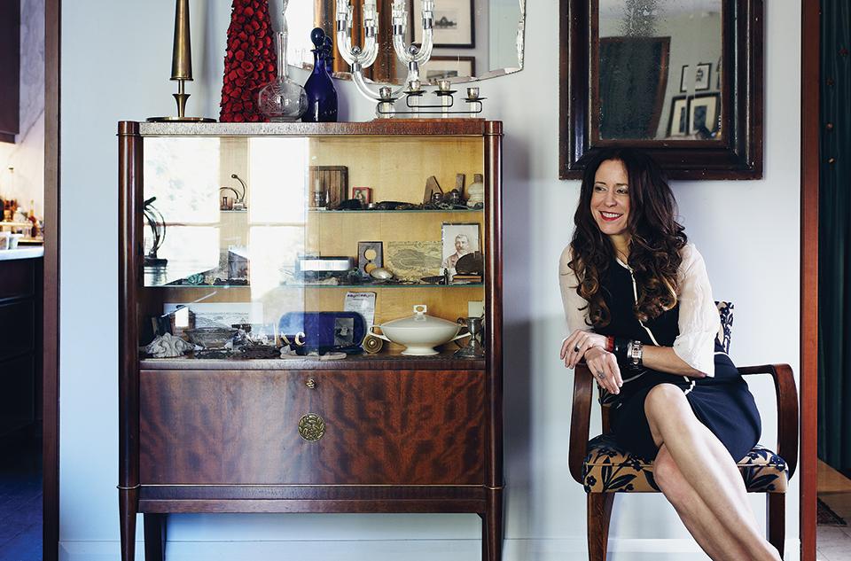 Principal Interior Designer Theresa Casey.