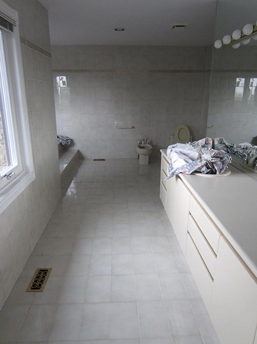 Casey Design|Planning Group Inc. medium interior design project (before).