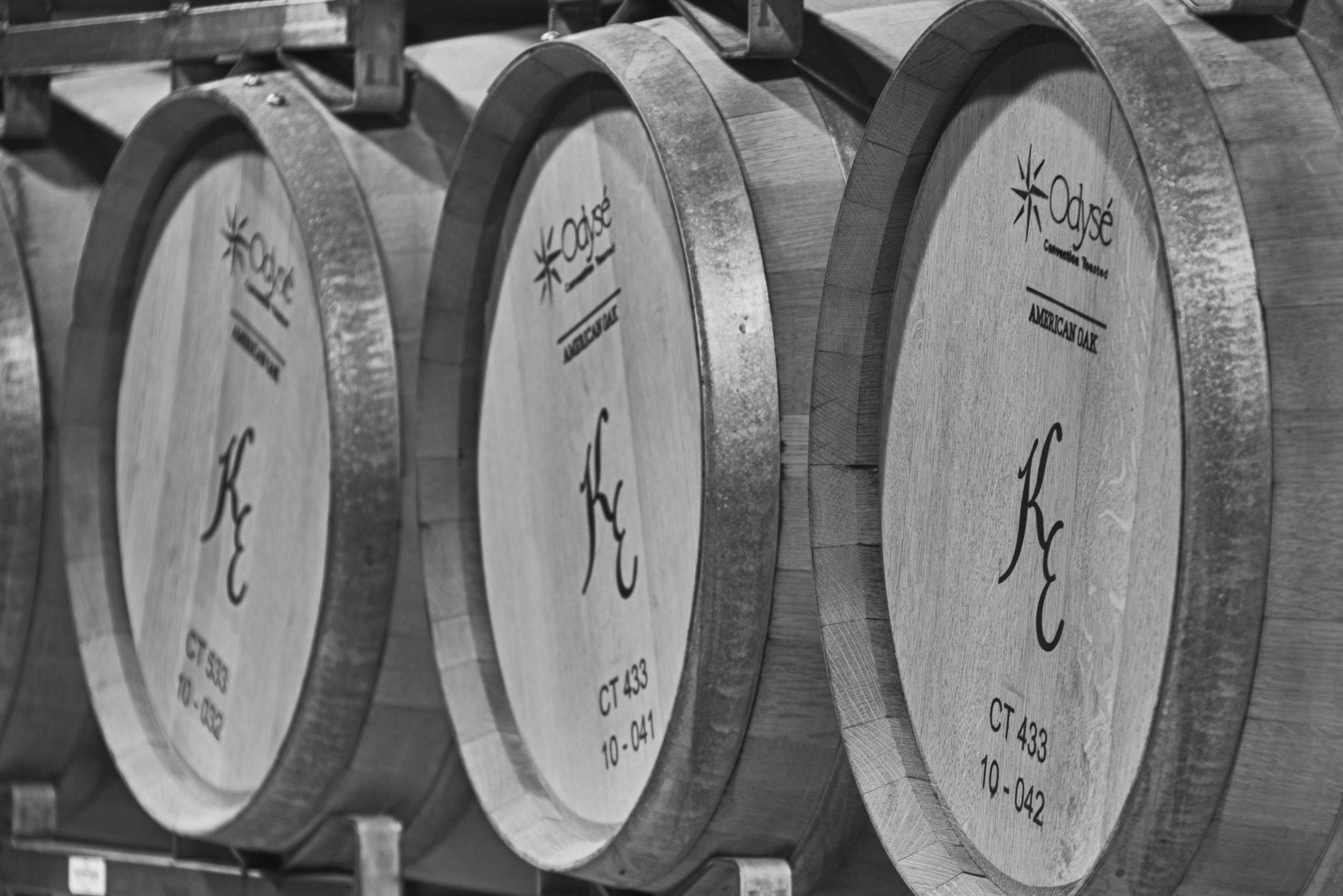 KE Barrels