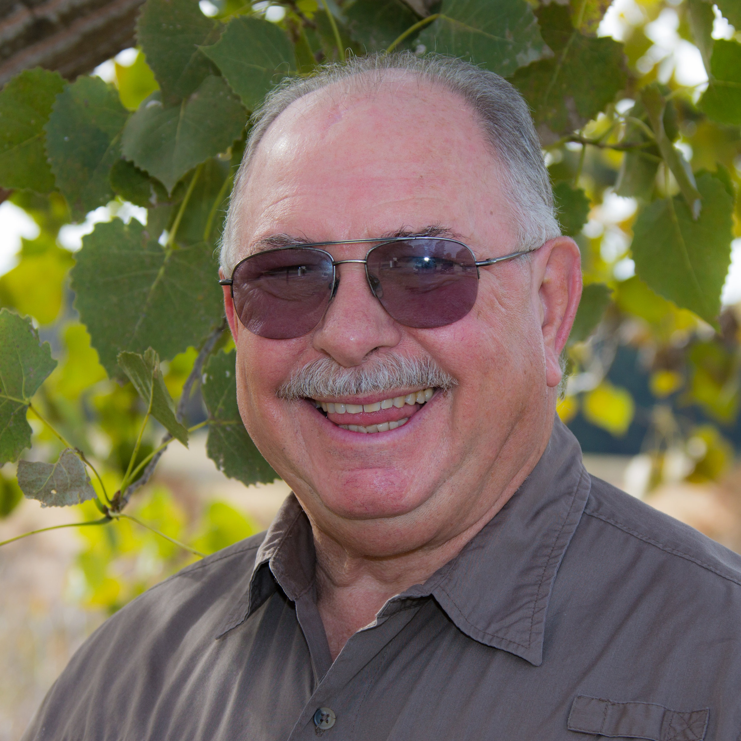 Papa T  Terry Morrow is Papa T. He has adopted us as a tasting room ambassador giving insightful tours and showcases his love for Kiepersol throughout the community.