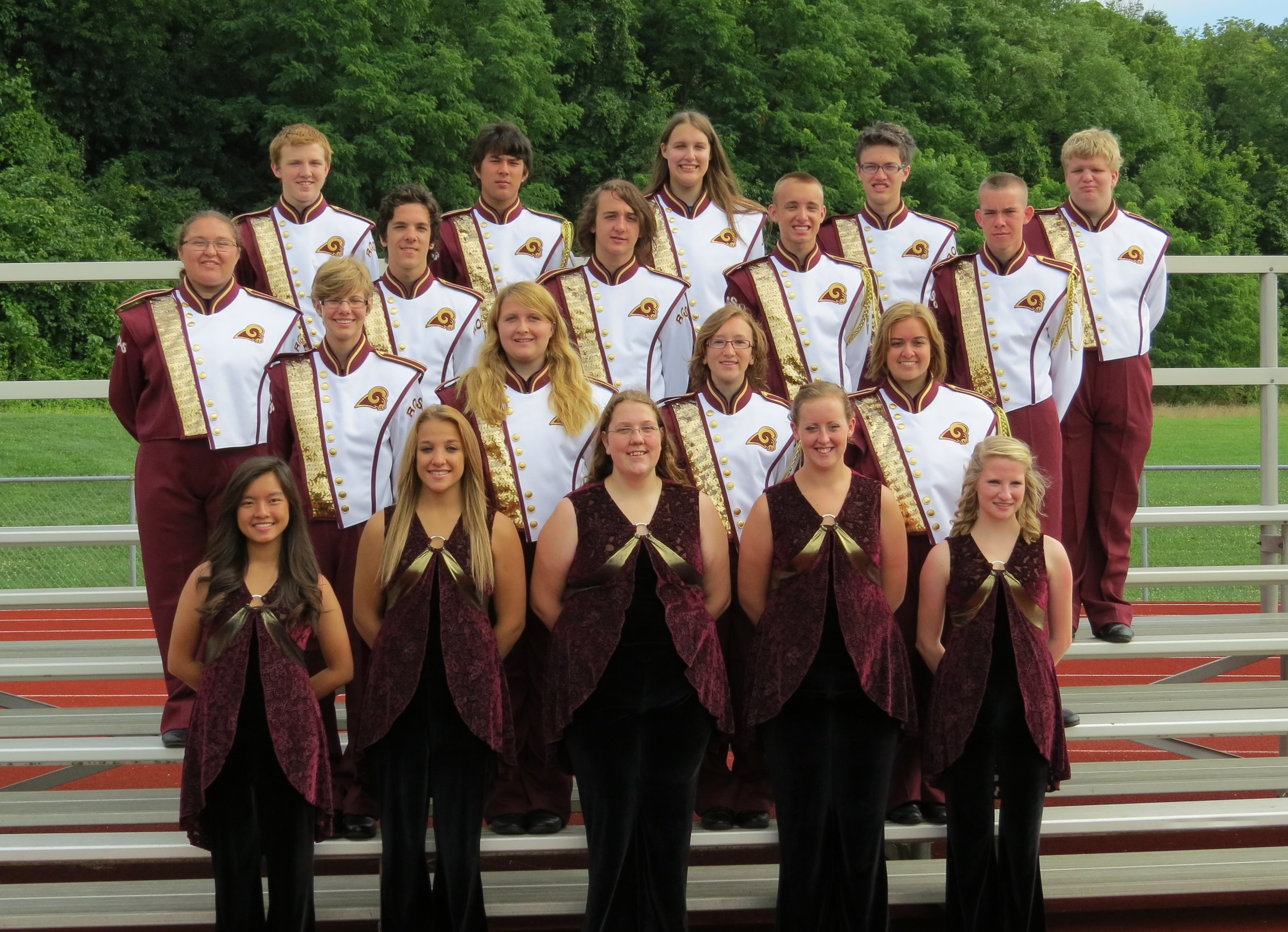Seniors 2013-2014
