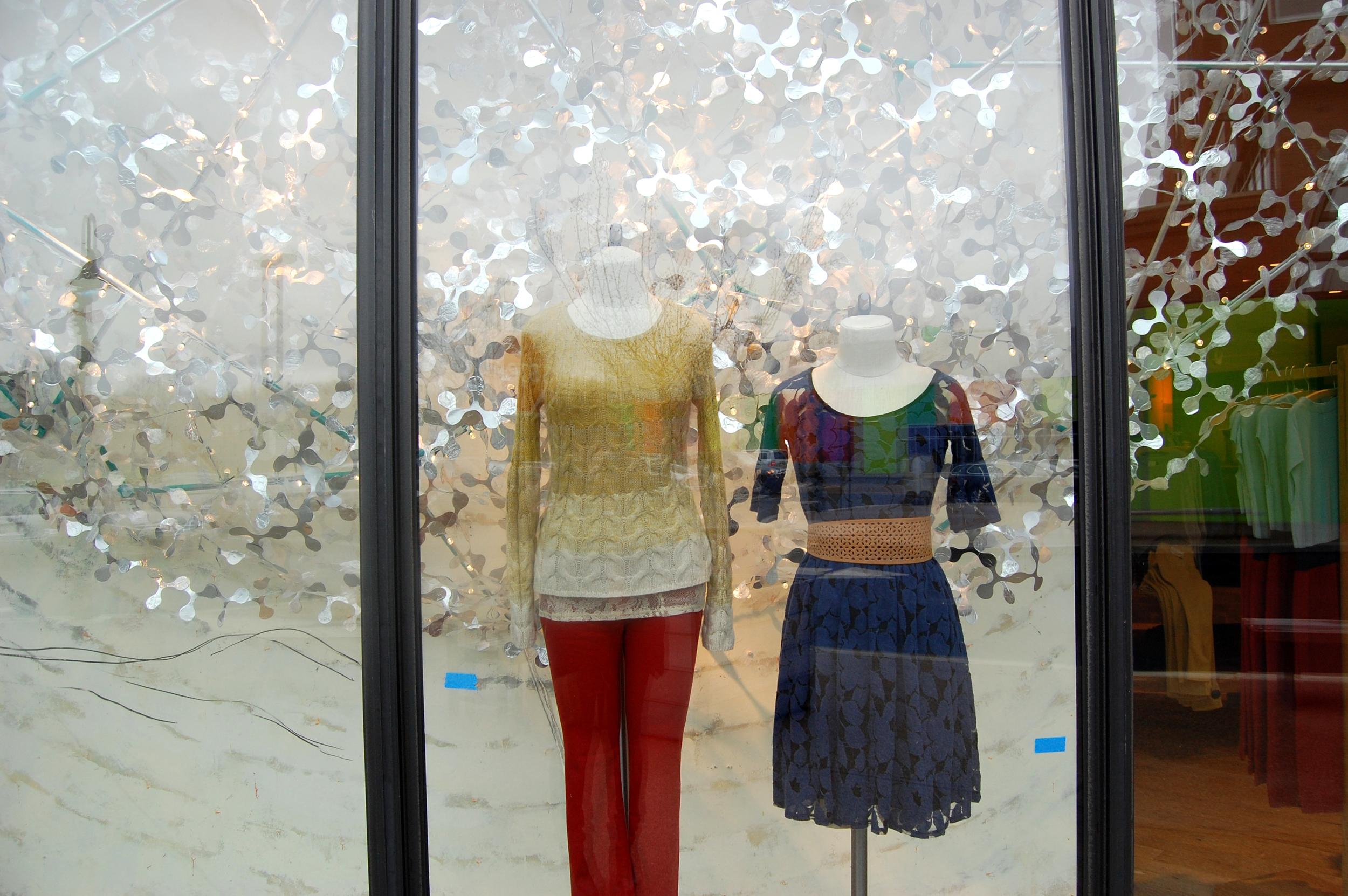 Holiday 2011 Window Display