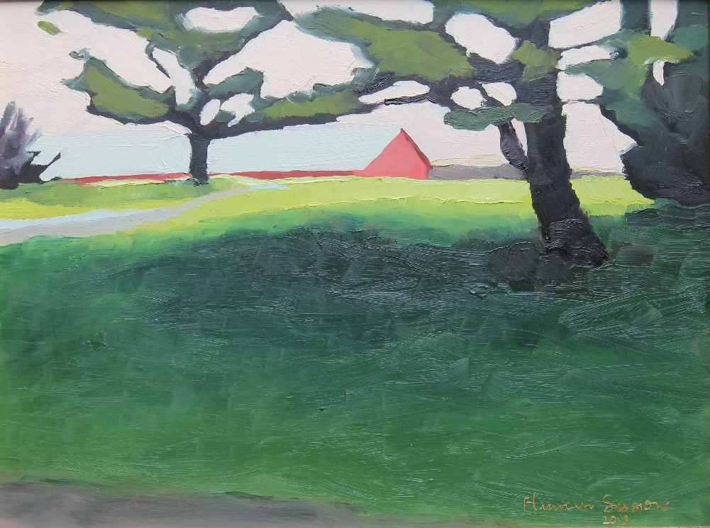 Sessions_Farm and Cool Shade of Pines_oil on panel_9X12_600.jpg
