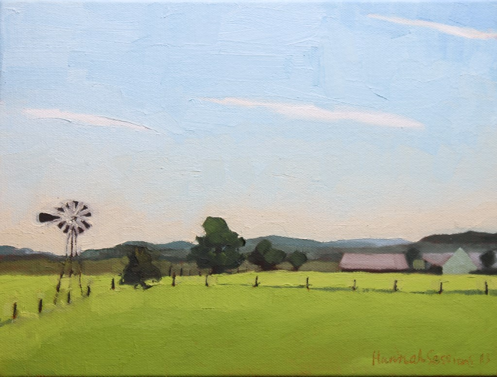 Sessions_Oliver Hill Farm and Windmill_oil on canvas_9X12_575.jpg