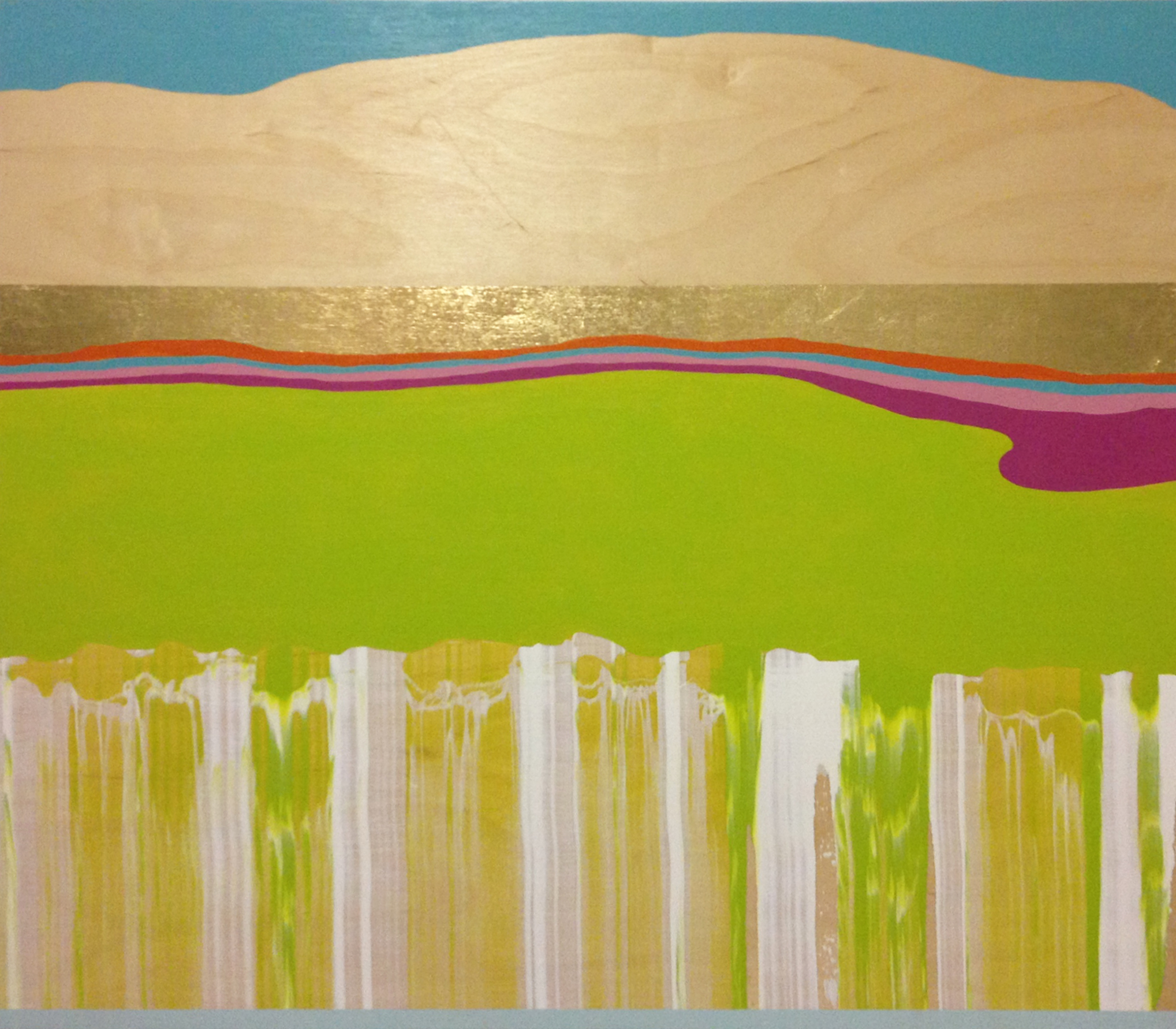 Seas Horizon_acrylic and gold leaf on wood panel_40x46_2100.jpg