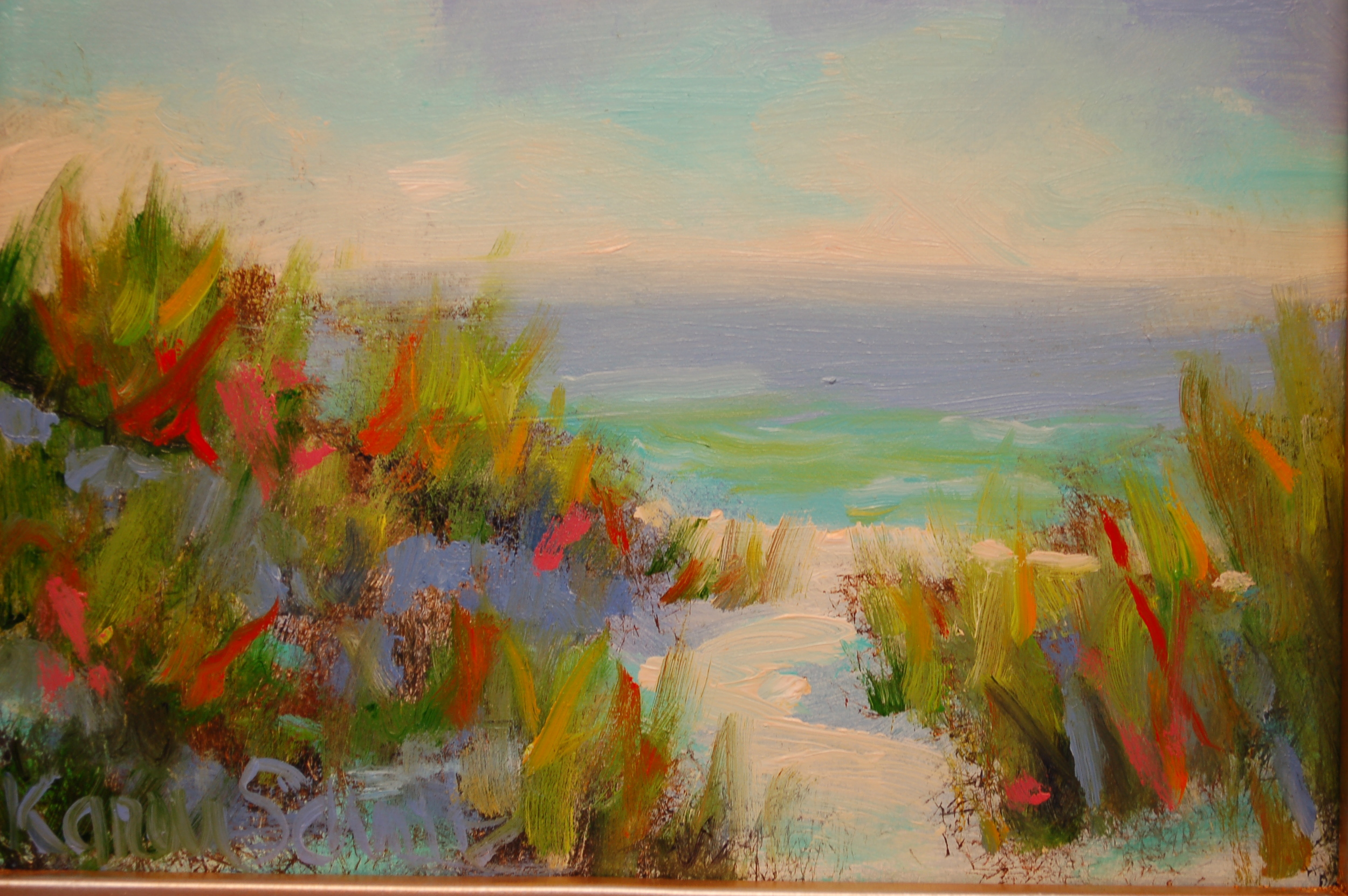 K Schmitz_Another Beach Day_oil on panel_5x7_295.jpg