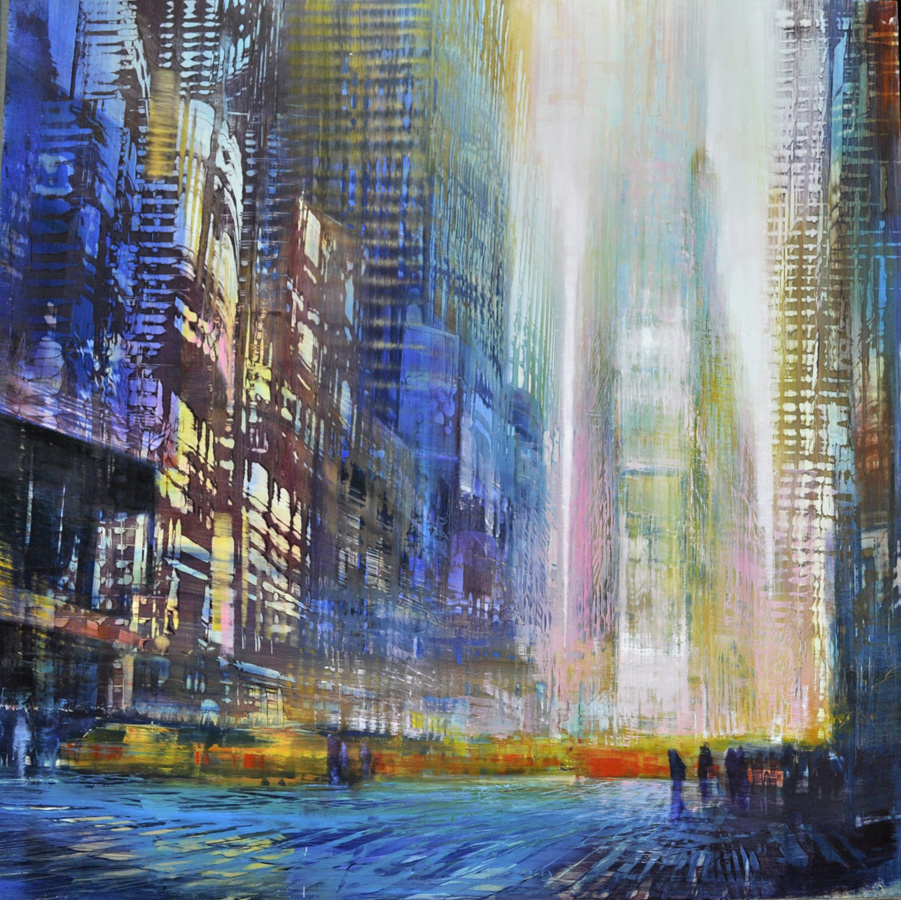 Dunlop_city-crossing into light_oil on anodized aluminum_48x48.jpg
