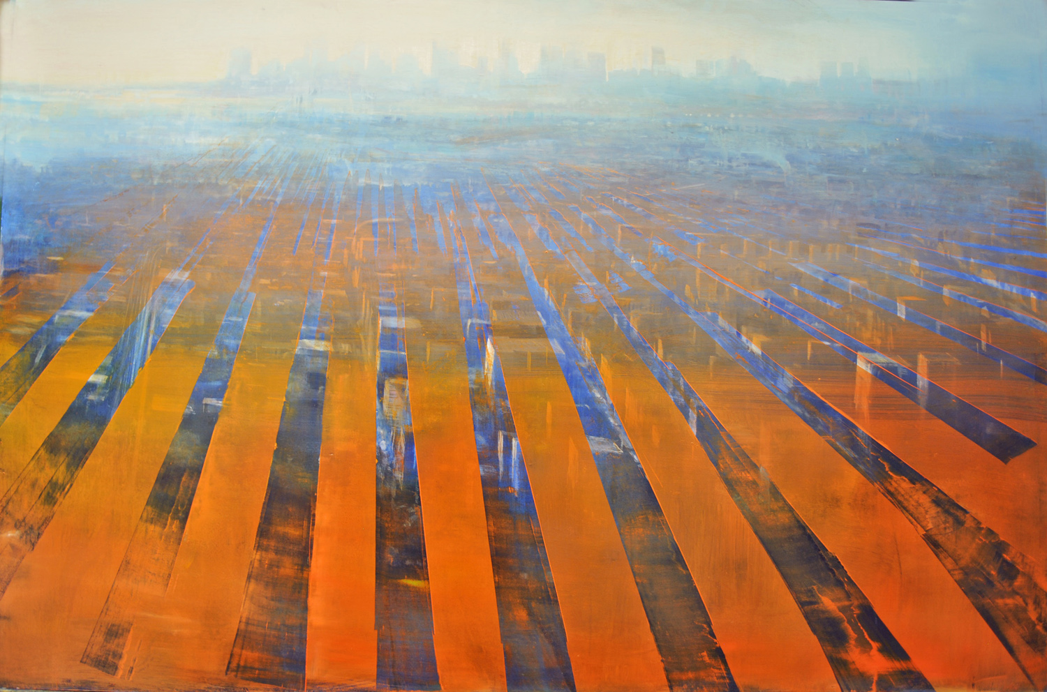 Dunlop_Manhattan Profile_oil on anodized aluminum_ 40x60.jpg