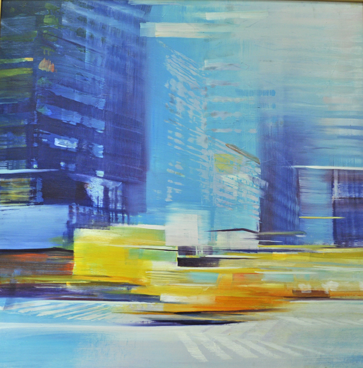 Dunlop_taxi_oil on anodized aluminum_36x36.jpg