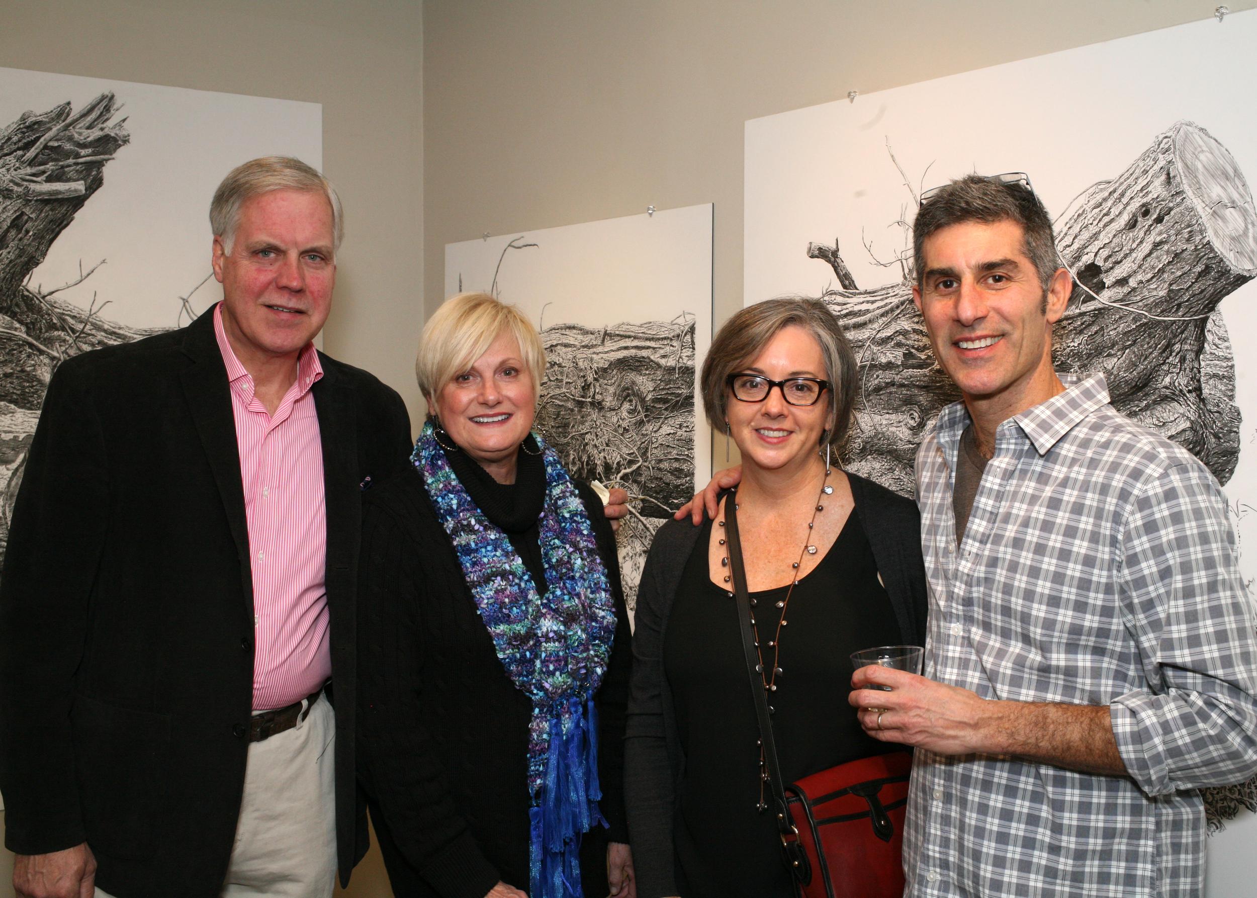 IMG_2461 Jonathan and Carrie Schmitz, Jeannine Madoff, Alec Madoff.JPG