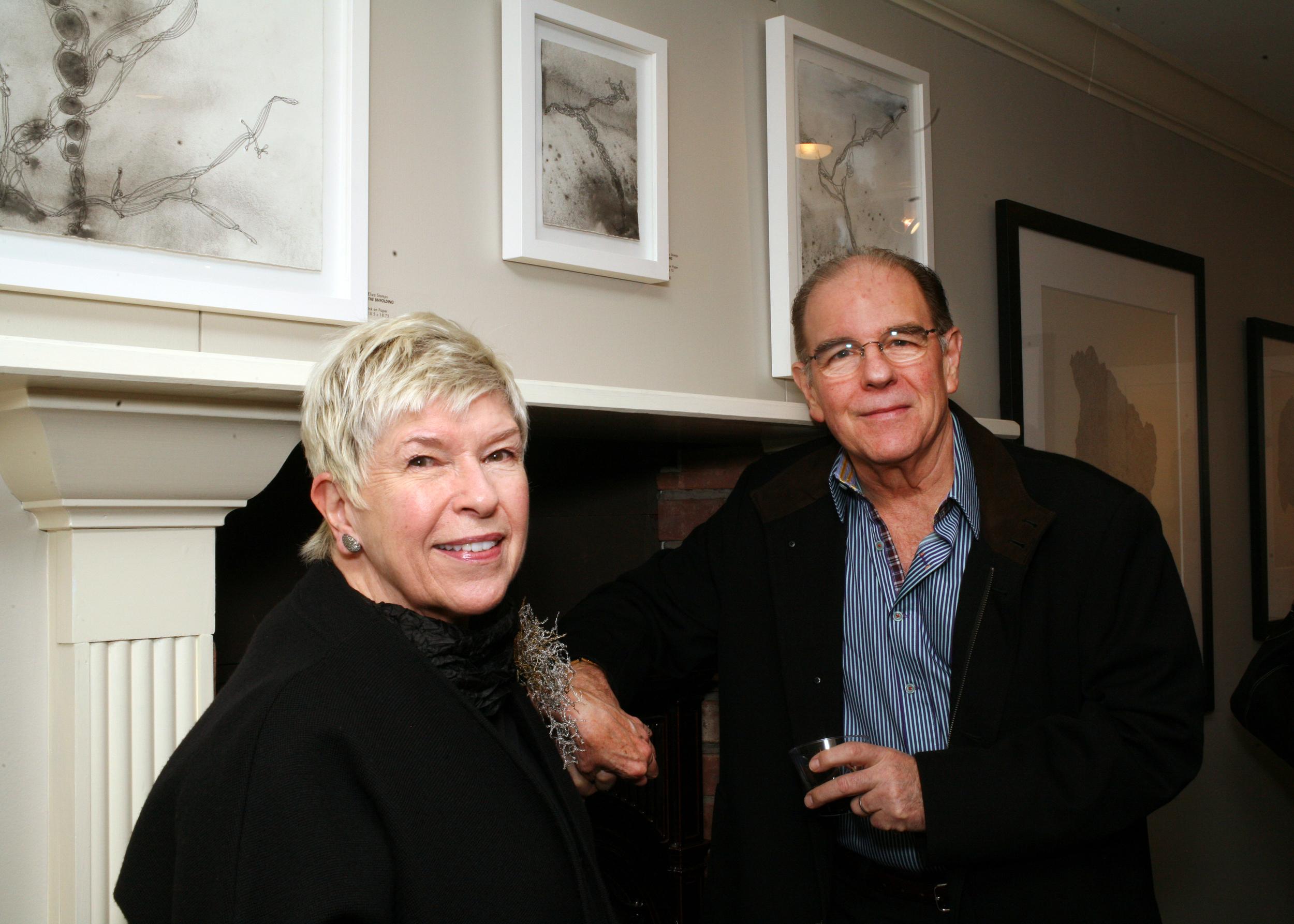 IMG_2476 Susan Dahlstrom, Mark Silberman.JPG