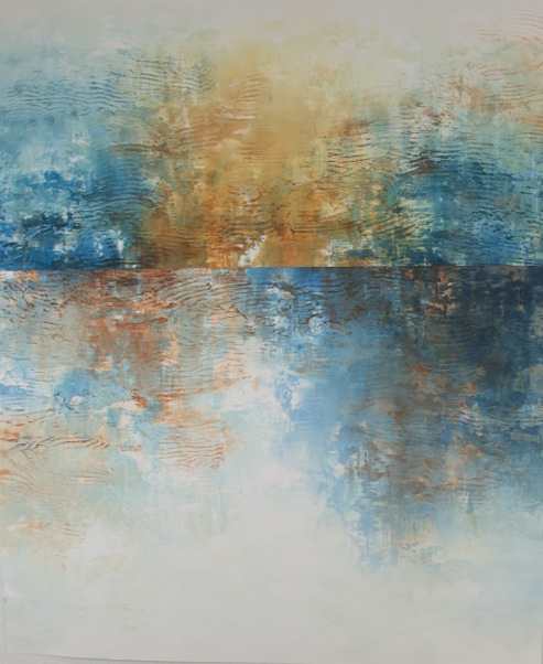 Large Wellspring Noon Tide_34 x 28