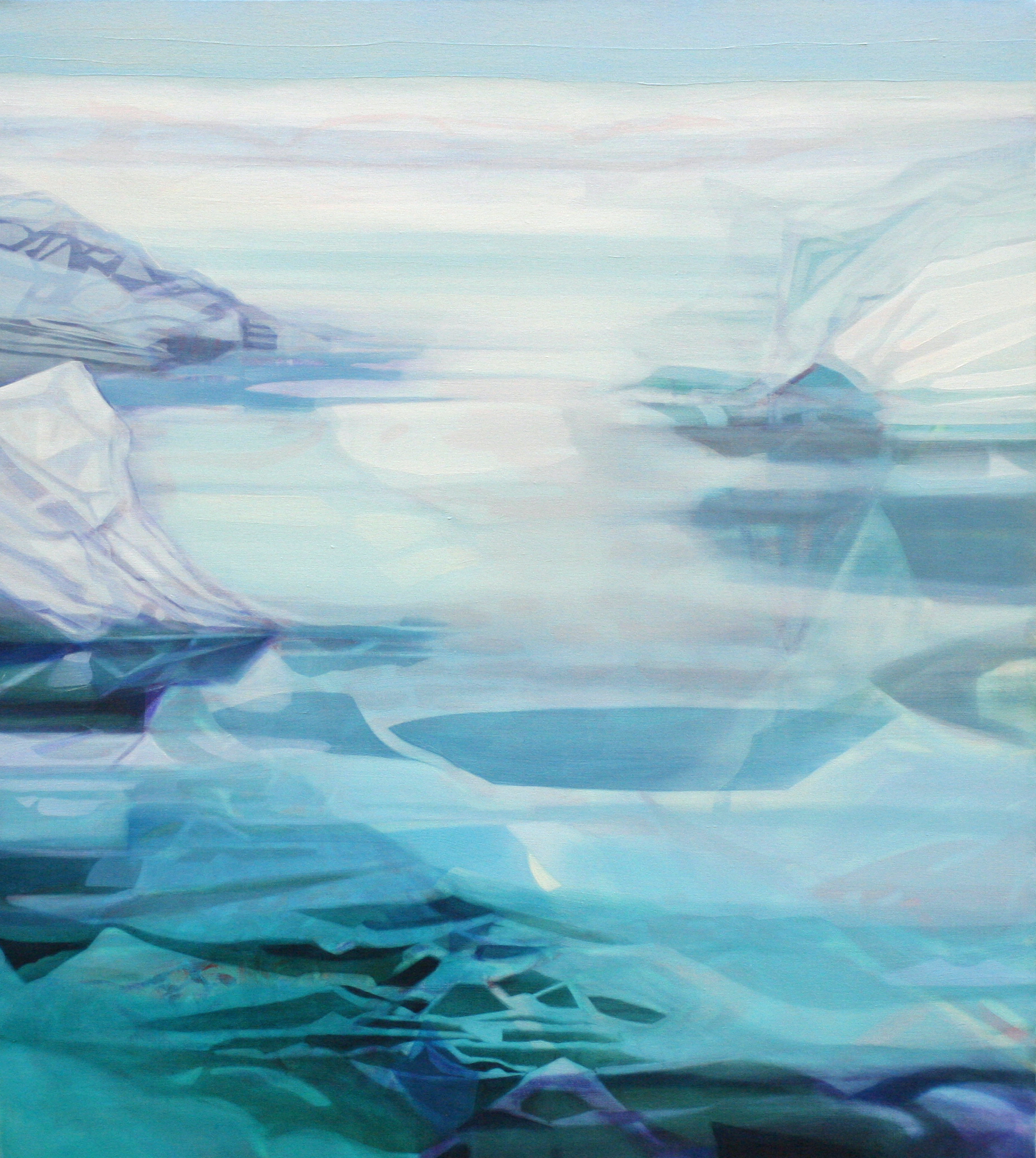 12_SERIO_Jökullinn,Time's Witness_oil on canvas_50x45__52x47 framed_4500.jpg