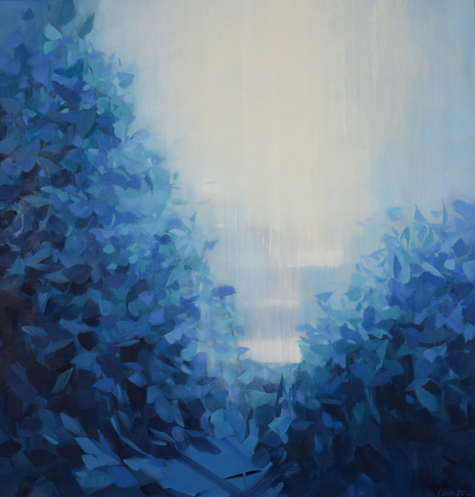 The Breath of Hope, Oil on Canvas, 50 x 48