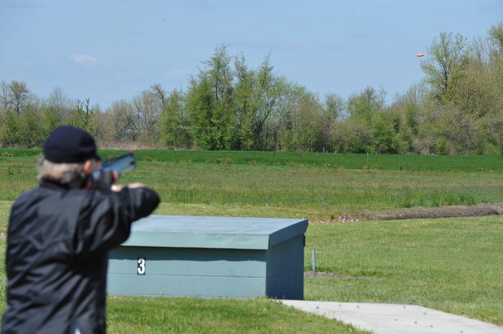 PITA Shoot April — Albany Gun Club