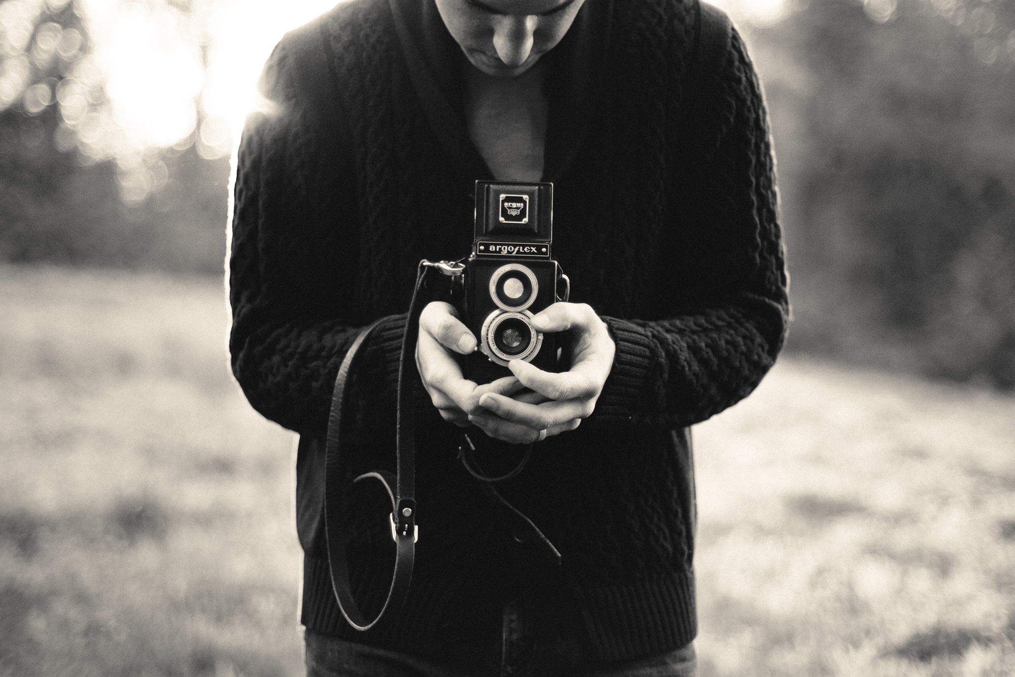 Become the photographer
