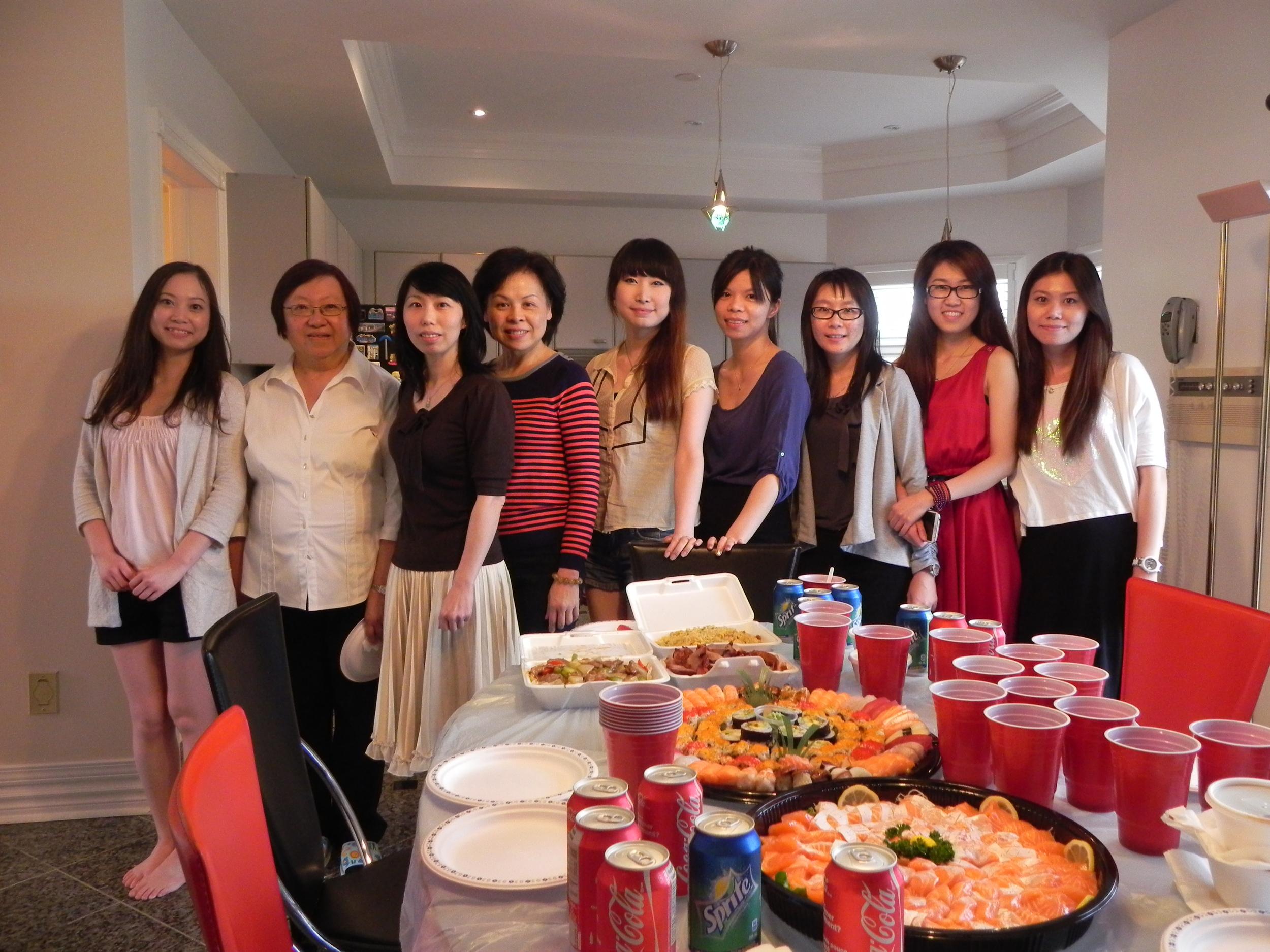 The Ladies of OIBC