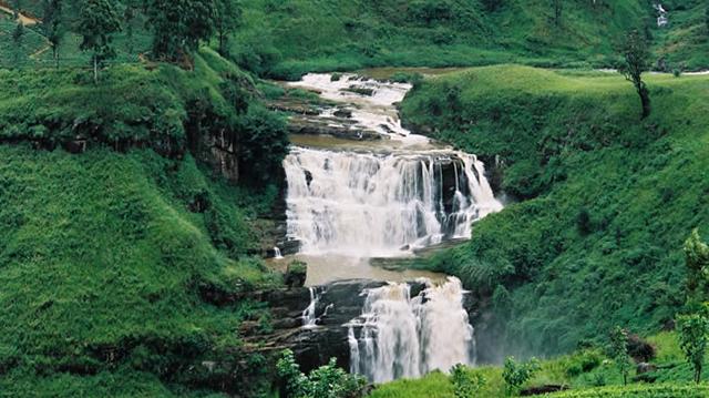 St Clair Waterfall
