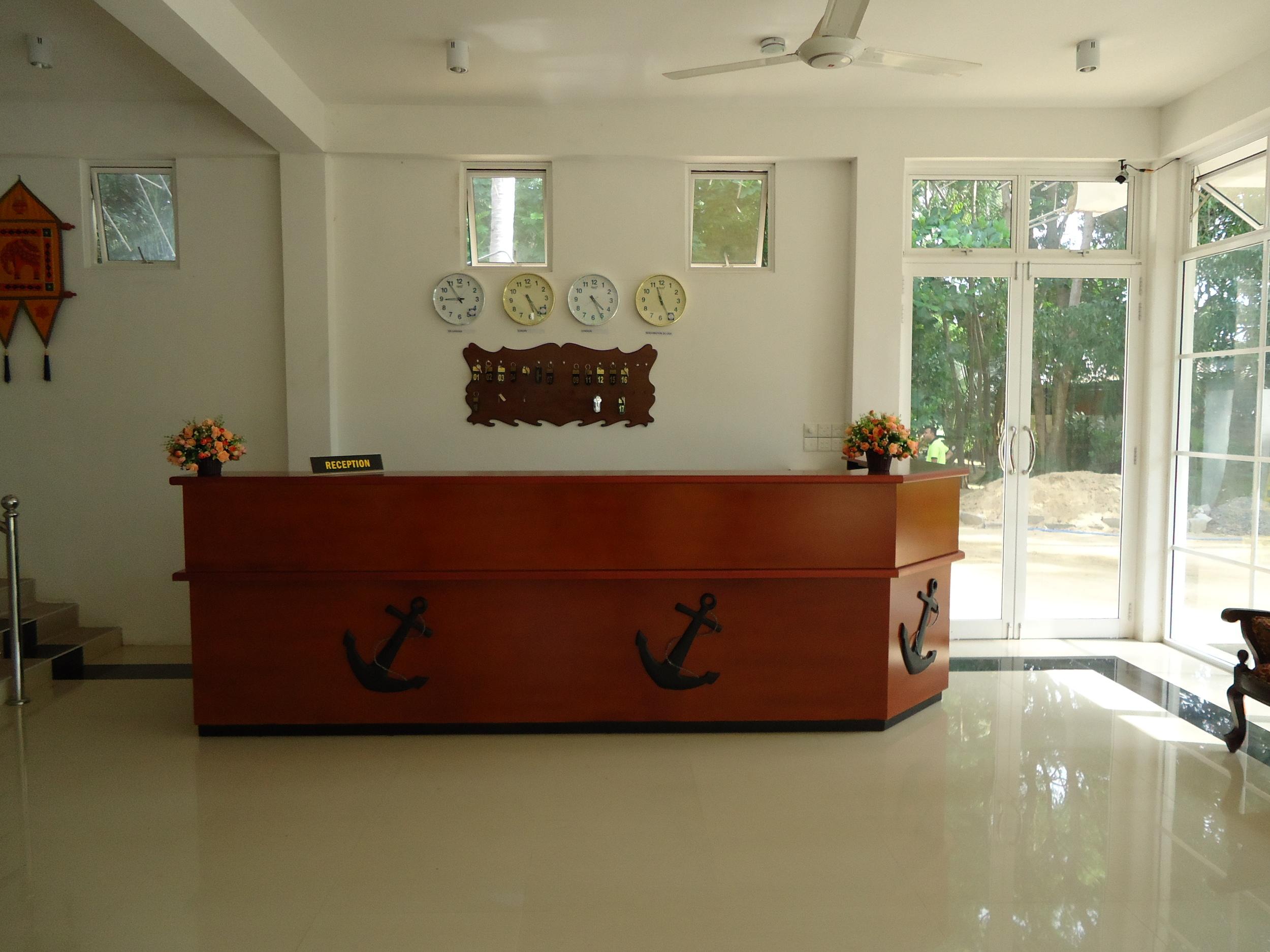 Our Main Lobby Area