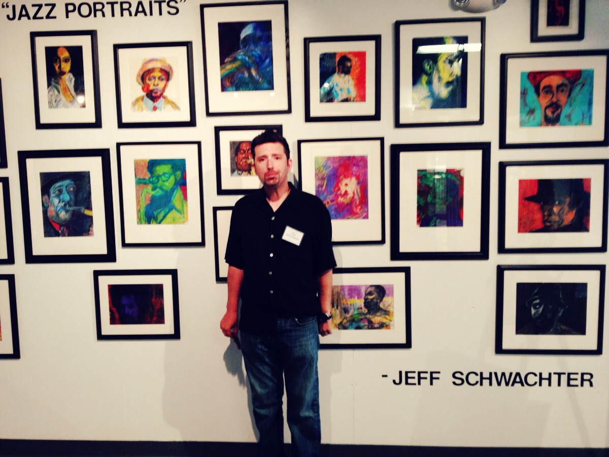 Arts Garage Reception - 8/9/14
