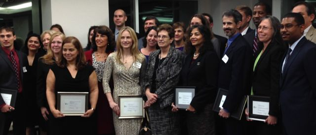 The 2013 Awardees