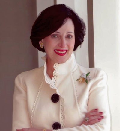 Gayle Benson Honorary Chair, 2015 Justice For All Ball