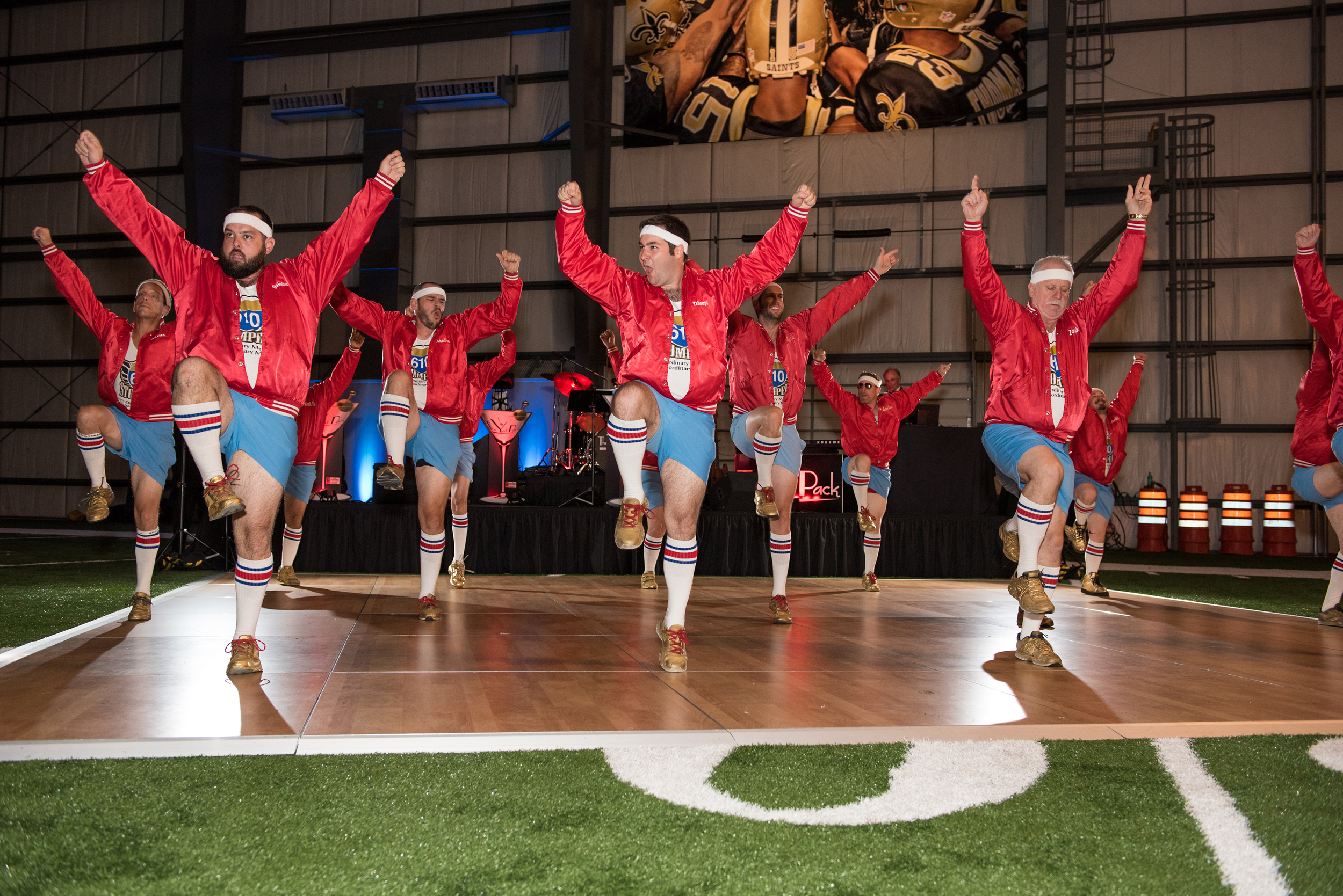The 610 Stompers.  Photography by   The Red M Studio  .