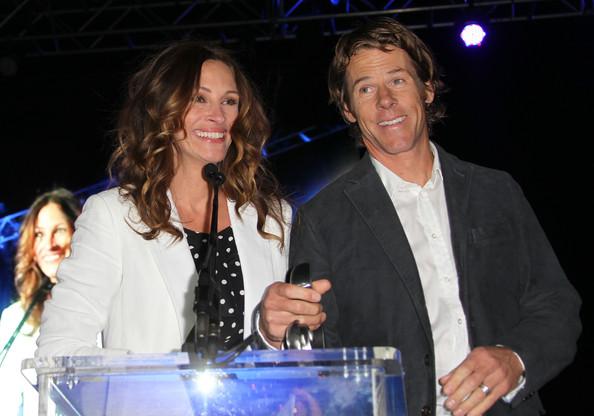 Julia Roberts & Danny Moder