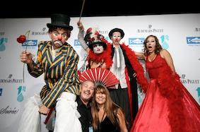Cirque du Soleil Opening Night