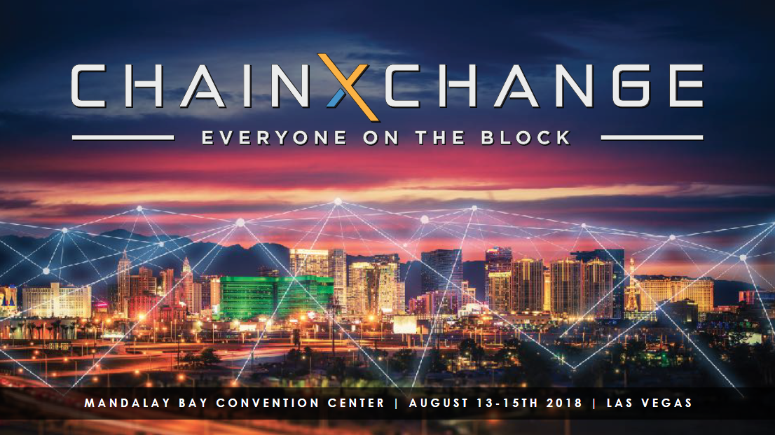 ChainXchange Conference 2018