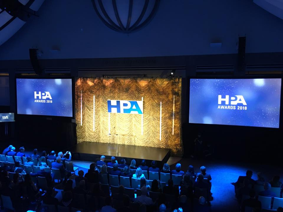 HPA Awards 2018