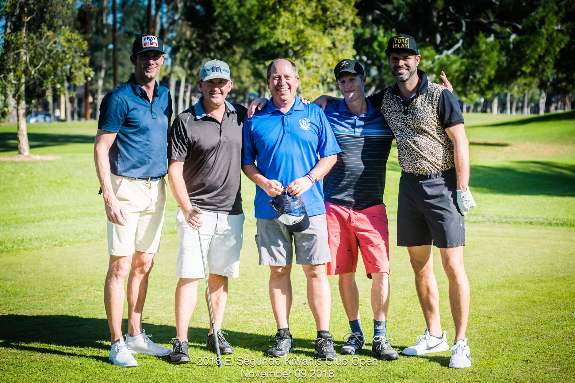 Kiwanis Cup Golf Tournament