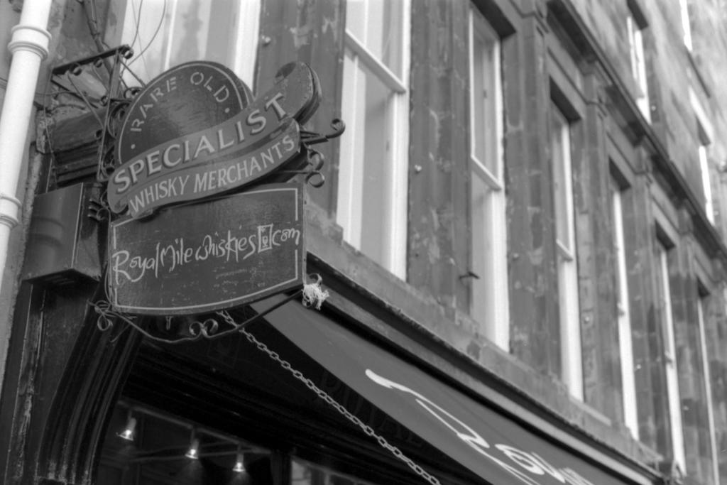 Whisky Merchants