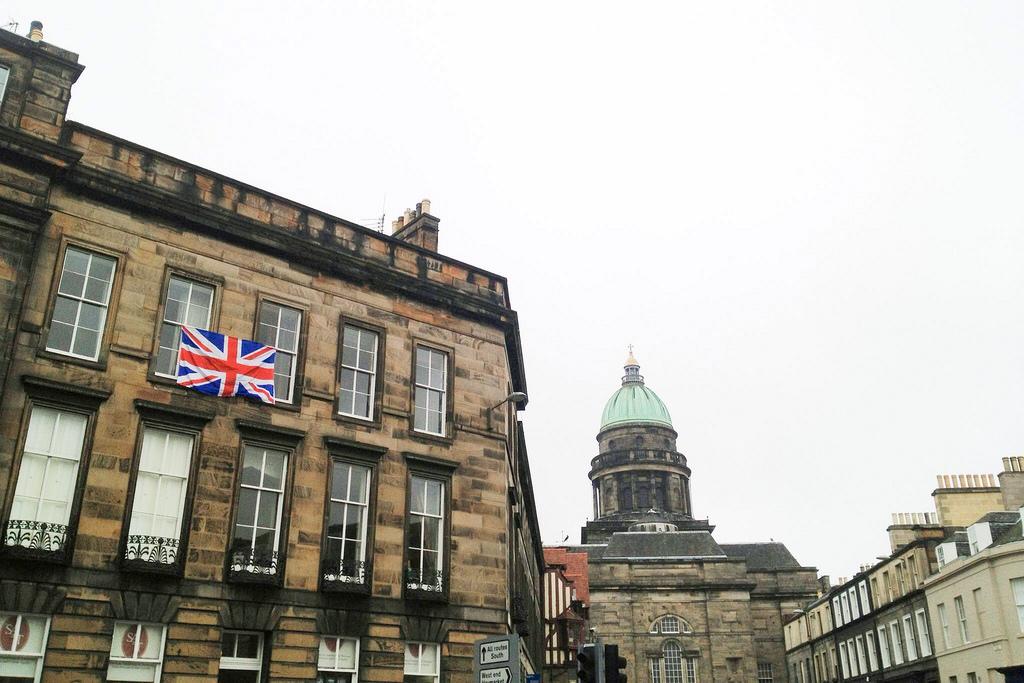 'United' - Randolph Place, Edinburgh