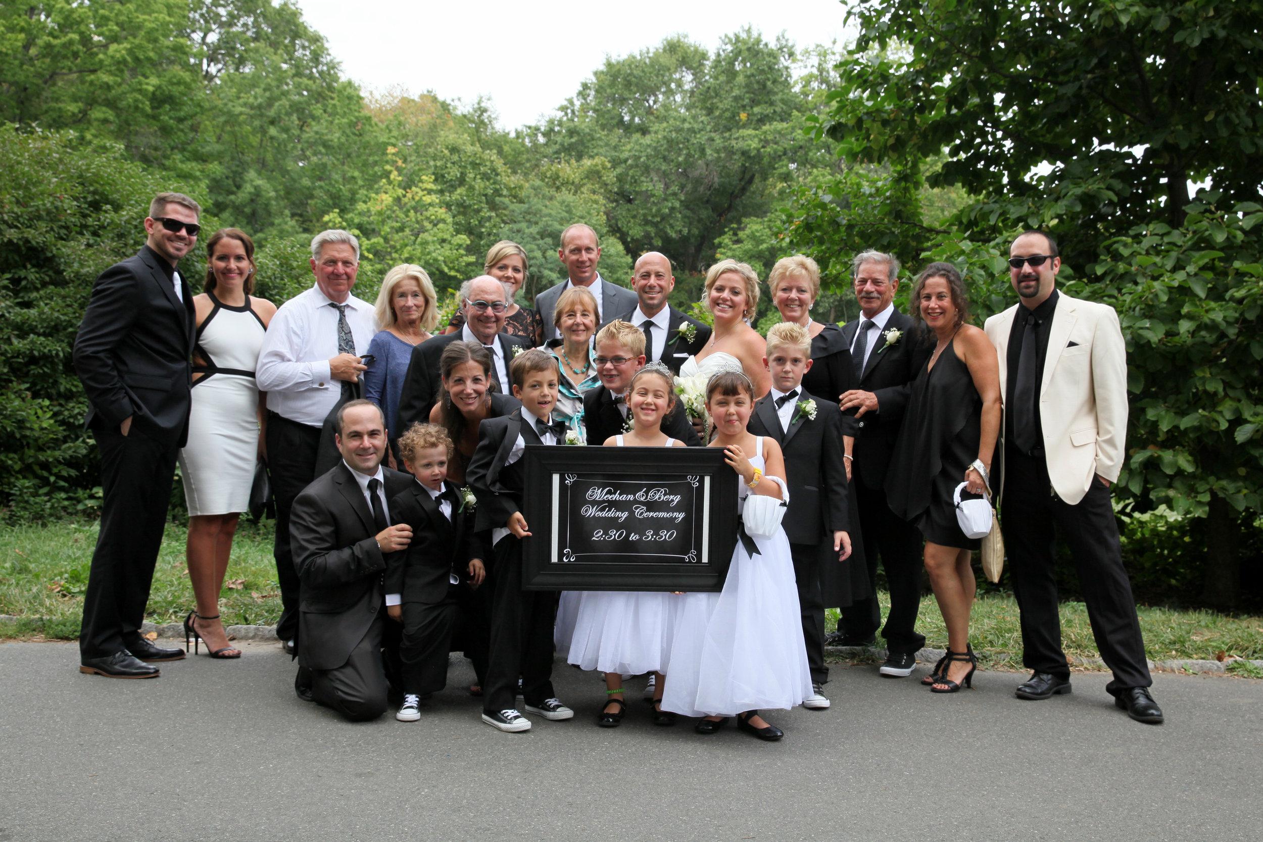 Meehan-Berg Wedding