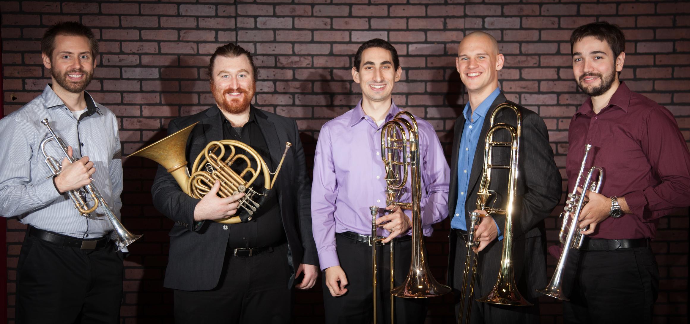 Redline Brass Quintet