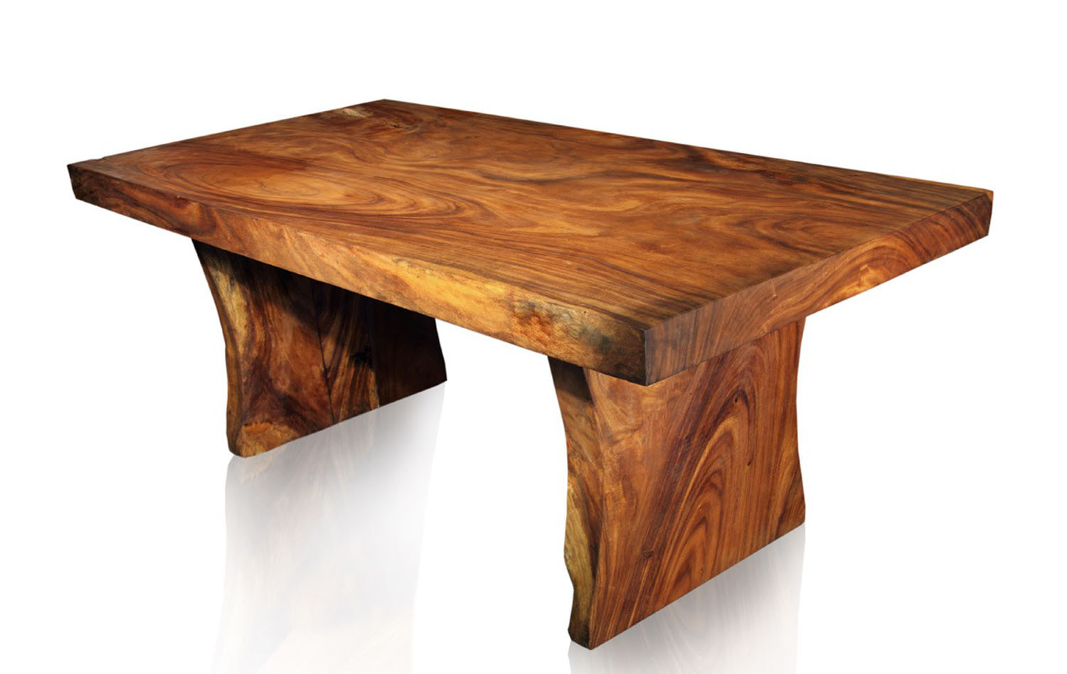 Copy of Majestic Straight Cut Single Slab Dining Table (2)