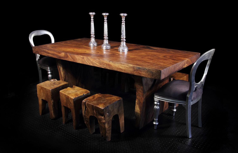 Copy of Majestic Straight Cut Single Slab Table (3)
