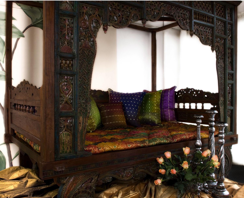Copy of Exotic Locales Bed Opium