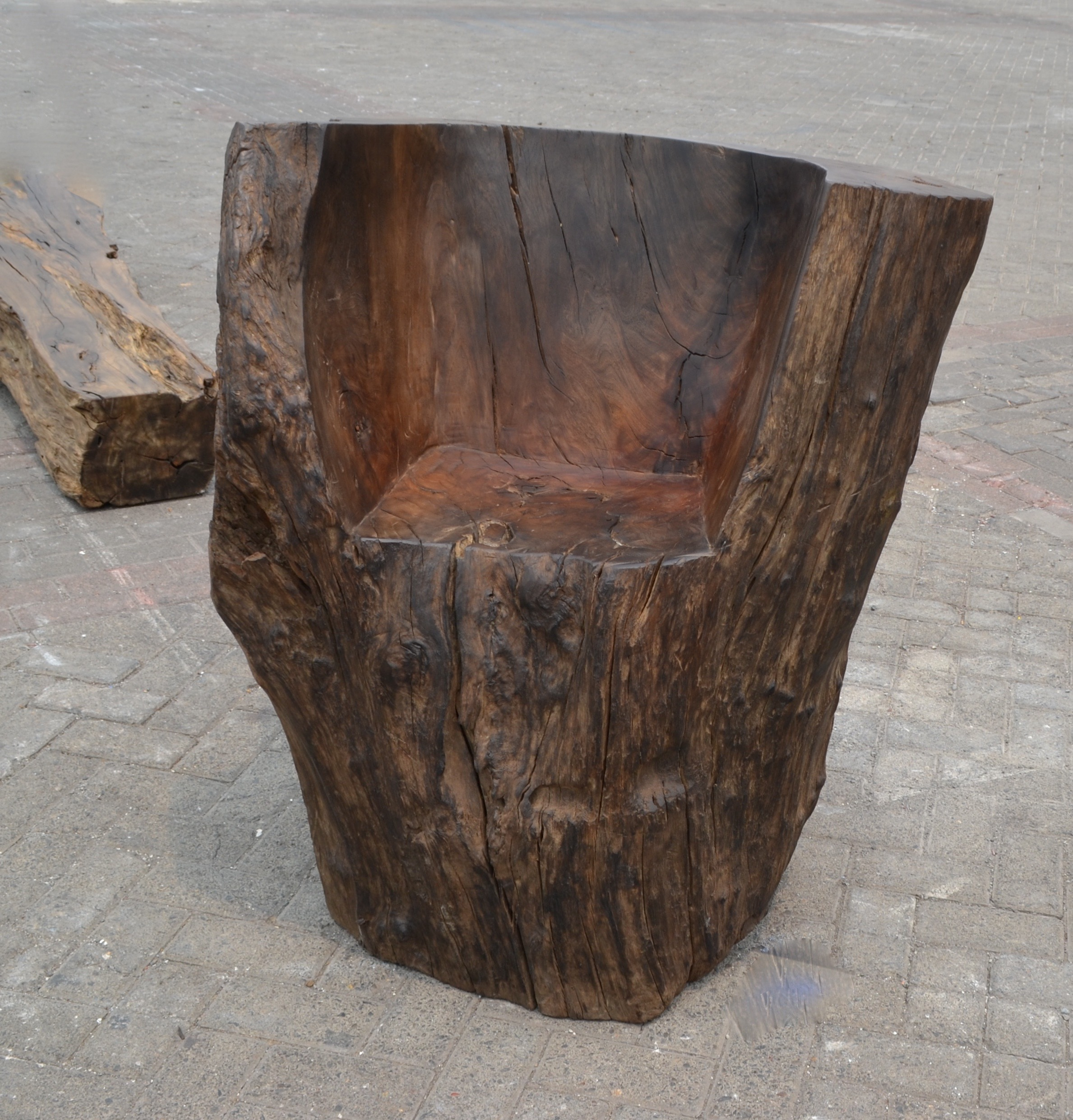Copy of solid wood chair