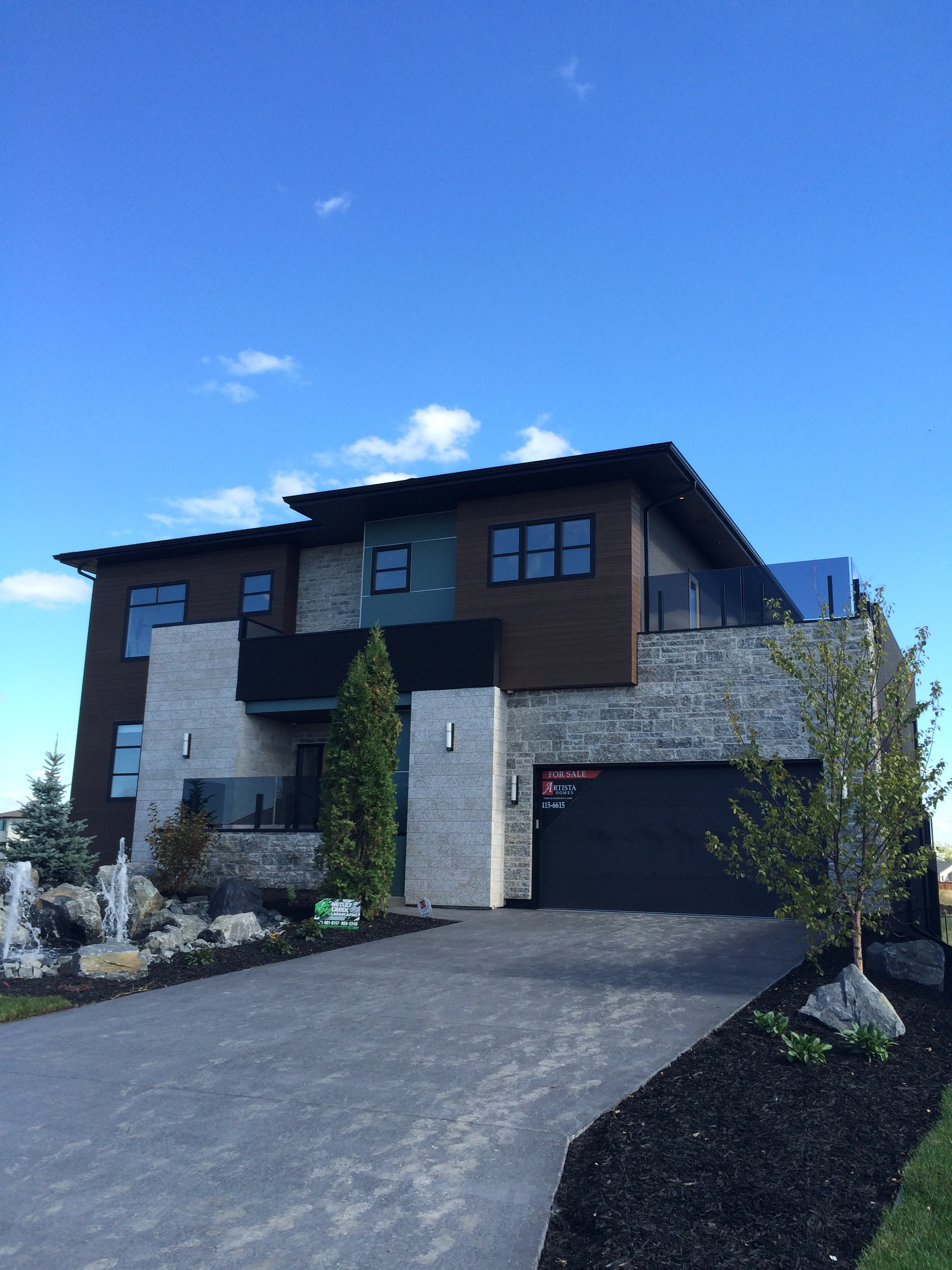 Artists Show Home features Blue Moon Furniture in the Parade of Homes