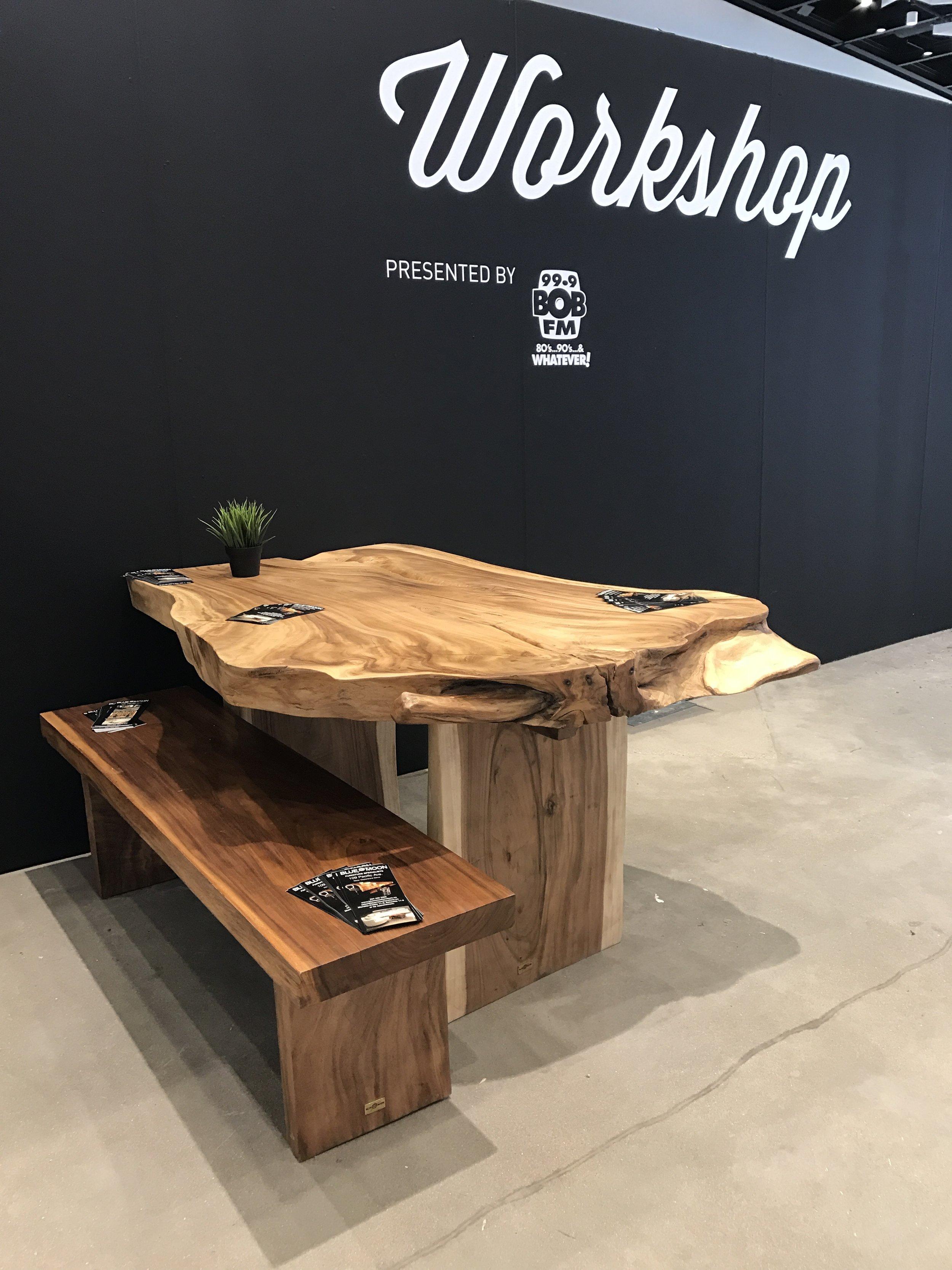 workshop furniture home and garden show winnipeg 2017