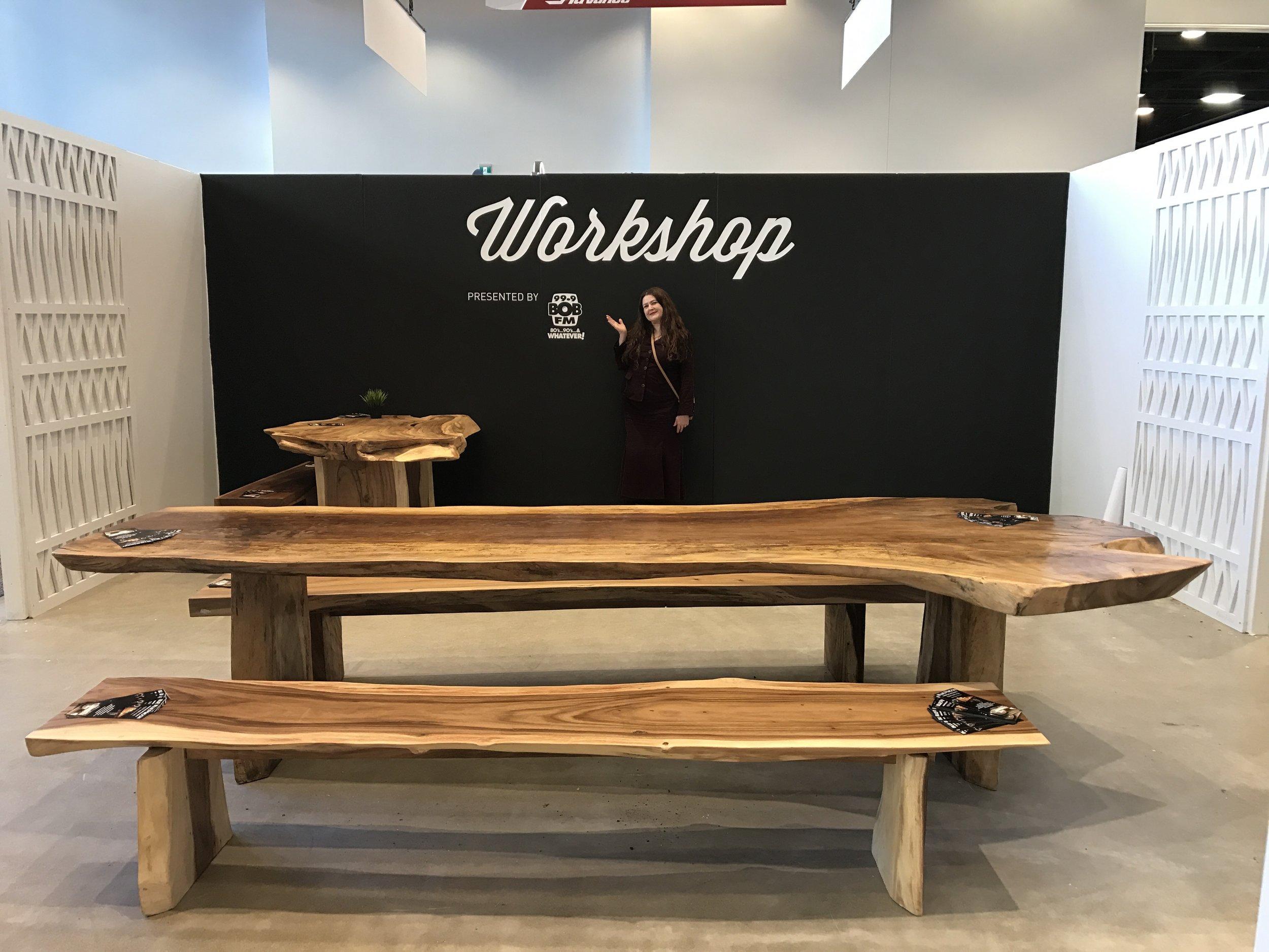 home and garden show winnipeg furniture